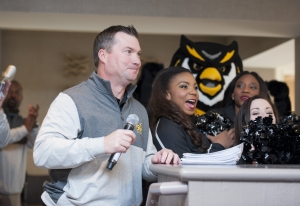 Owls Football Head Coach Brian Bohannon