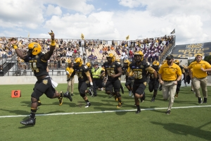 Kennesaw State Owls take the field on home turf Saturday