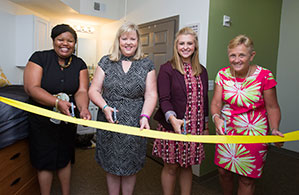 CARE Ribbon Cutting