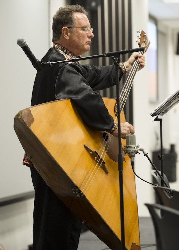 Beautiful Balalaika - News | KSU