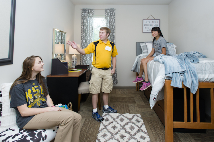 CARE Services apartment