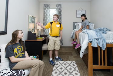 CARE Services housing