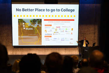 Kennesaw State admissions events