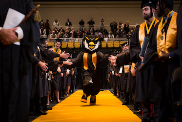 Kennesaw State Commencement Fall 2018