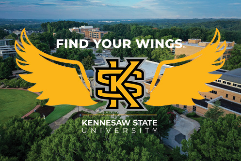 Find your wings logo