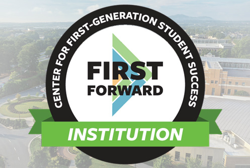 First Forward Logo