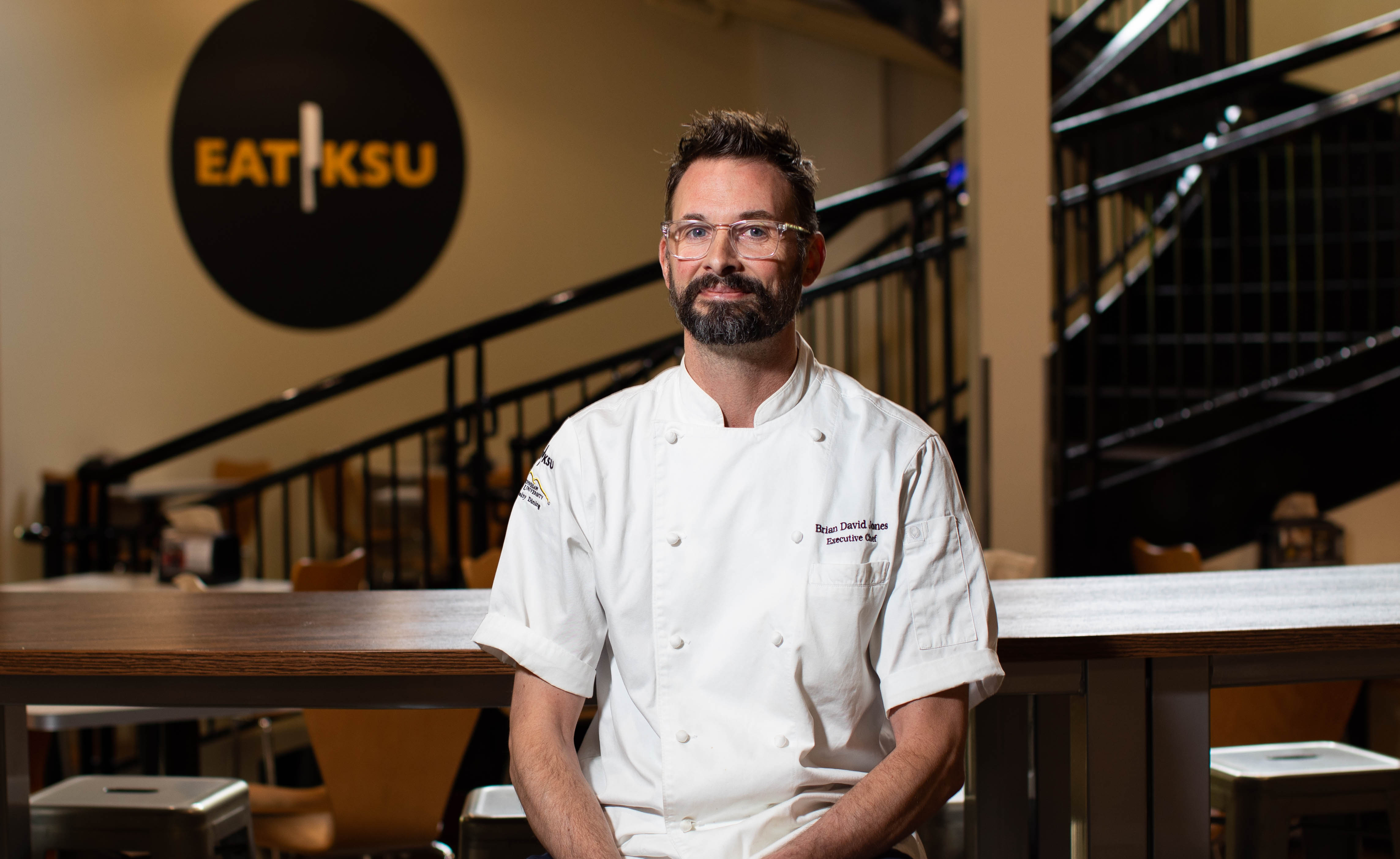 Executive Chef Brian Jones at The Commons on the Kennesaw Campus